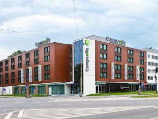 Urlaub Breslau im Campanile Wroclaw Centrum