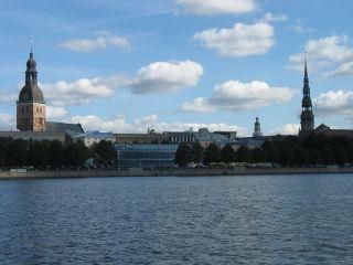 Urlaub Riga im Rixwell Terrace Design Hotel