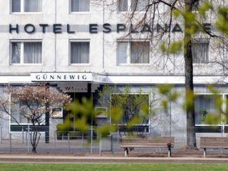 Urlaub Düsseldorf im Trip Inn Hotel Esplanade