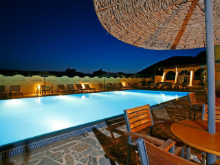 Urlaub Perissa im Thera Mare Hotel