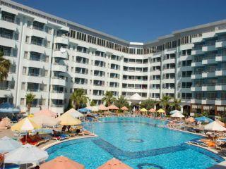 Urlaub Mahmutlar im Senza Grand Santana Hotel