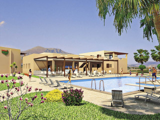 Urlaub Afiartis im Hotel Irini Beach Resort