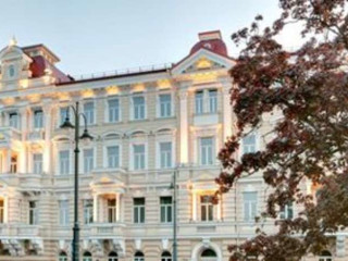 Vilnius im Grand Hotel Kempinski Vilnius