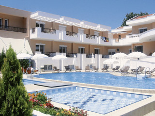 Urlaub Limenaria im Filia Hotel Thassos