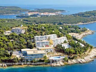 Pula im Splendid Resort