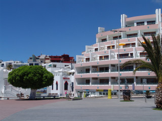 Urlaub Puerto Naos im Apartamentos Playa Delphin
