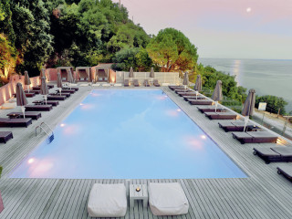 Urlaub Pyrgi im Marilena Sea View Hotel