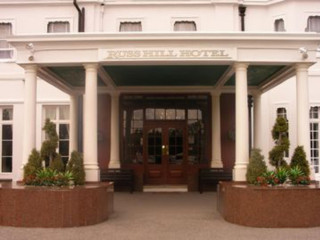Urlaub Charlwood im The Russ Hill Hotel Gatwick
