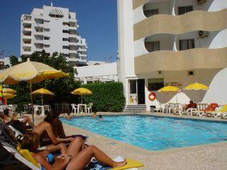 Urlaub Quarteira im Atismar Beach Hotel