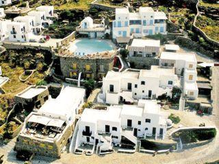 Urlaub Mykonos-Stadt im Mykonos View Hotel