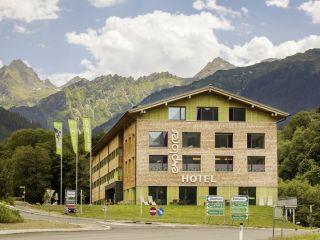 Urlaub Gaschurn im Explorer Hotel Montafon