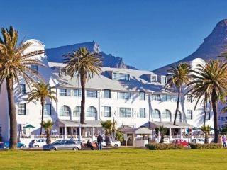Urlaub Kapstadt im Winchester Mansions