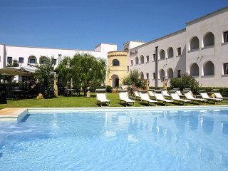 Urlaub Patù im Hotel Montecallini