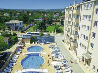 Urlaub Sweti Konstantin im Hotel Aurora