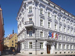 Urlaub Tallinn im Telegraaf