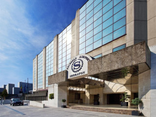 Brüssel im Sheraton Brussels Airport Hotel