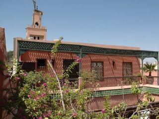 Urlaub Marrakesch im Riad Yamsara