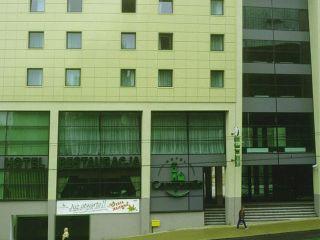 Stettin im Hotel Campanile Szczecin