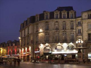 Bordeaux im Coeur De City Hotel Bordeaux Clemenceau by Happy Culture