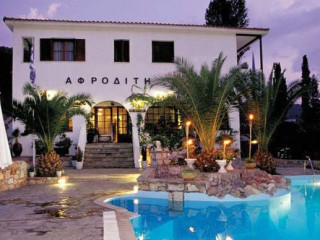 Urlaub Panormos im Afrodite Hotel