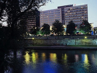 Straßburg im Novotel Strasbourg Centre Halles