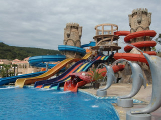 Urlaub Elenite im Hotel Royal Bay