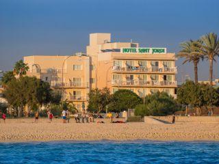 Urlaub Playa de Palma im Hotel Sant Jordi
