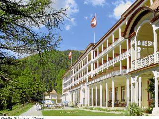 Urlaub Davos Platz im Hotel Schatzalp
