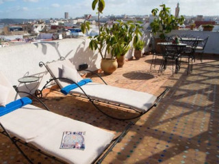 Urlaub Rabat im Riad Dar El Kebira