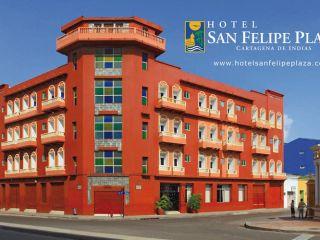Urlaub Cartagena im San Felipe Plaza
