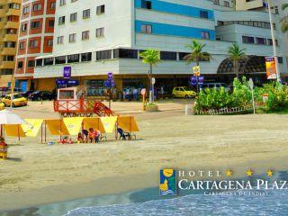 Urlaub Cartagena im Hotel Cartagena Plaza