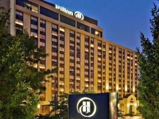 Urlaub Hasbrouck Heights im Hilton Hasbrouck Heights / Meadowlands