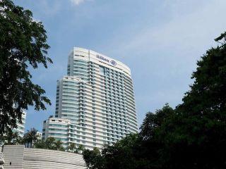 Kuala Lumpur im Hilton Kuala Lumpur