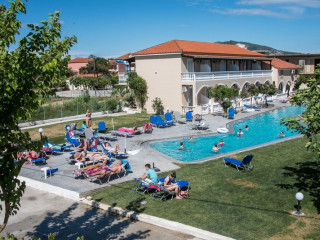 Urlaub Laganas im Zante Plaza Hotel & Apartments