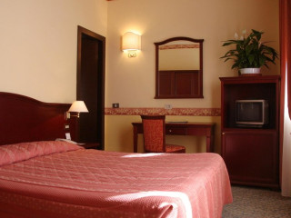 Florenz im Hotel Spadai