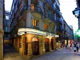 Barcelona im Nouvel