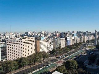 Buenos Aires im NH Buenos Aires 9 de Julio