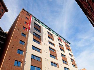 Belfast im ibis Belfast City Centre Hotel