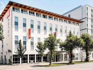 Garching bei München im Hotel ibis Muenchen Garching