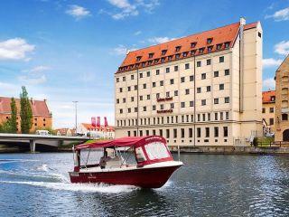 Urlaub Danzig im Qubus Gdansk