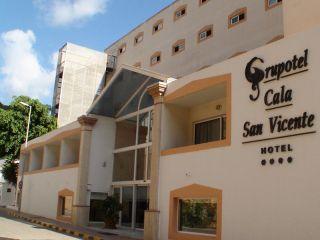 Urlaub Sant Vicent de sa Cala im Grupotel Cala San Vicente