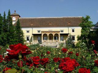 Urlaub Baden im Schloss Weikersdorf