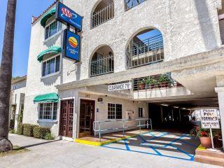 Urlaub Santa Monica im Comfort Inn in Santa Monica - West Los Angeles