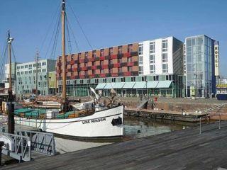 Bremerhaven im Nordsee Hotel Bremerhaven-Fischereihafen