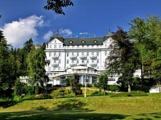 Mariánské Lázne im TOP CountryLine Hotel Esplanade Spa & Golf Resort