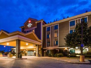 Toronto im Best Western Plus Executive Inn