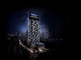 Singapur im Carlton City Hotel