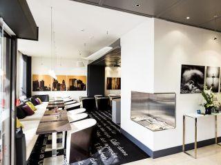 Le Havre im Best Western ARThotel