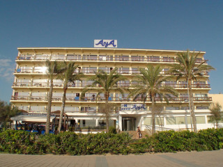 Playa de Palma im Hotel Aya