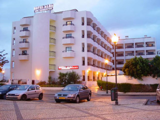 Monte Gordo im Hotel Alba